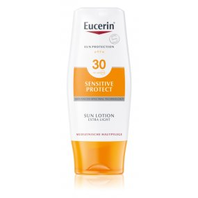 Eucerin Extra lehké mléko Sensitive Protect SPF 30 150ml