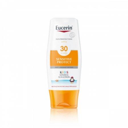 Eucerin Dětské mléko s mikropigmenty Sensitive Protect SPF 30 150ml
