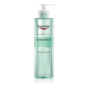 Eucerin Dermopure hloubkově čisticí gel 400 ml
