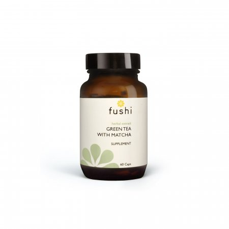 Fushi Extrakt - zelený čaj a Matcha