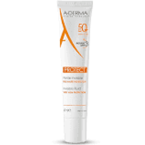A-derma Protect Transparentní fluid SPF50+ 40 ml