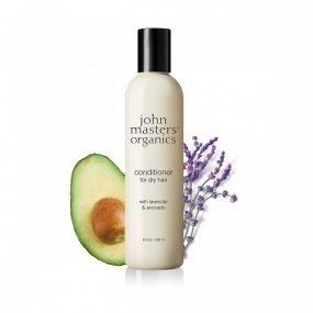 John Masters organics Intenzivní kondicionér pro suché a poškozené vlasy 236 ml
