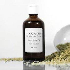 Cannor Panenský konopný olej - 100ml