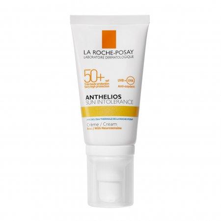 La Roche-Posay Anthelios Sun Intolerance zklidňující ochranný krém pro velmi citlivou a intolerantní pleť SPF 50+ 50 ml