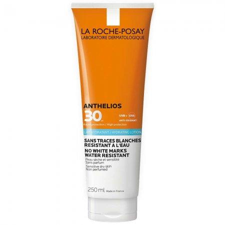 La Roche-Posay Anthelios komfortní mléko SPF 30 bez parfemace 250 ml