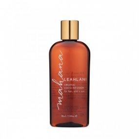 Leahlani - Třpytící Mahana Kula Coco Infusion - tropický hedvábný olej shimmer 118 ml