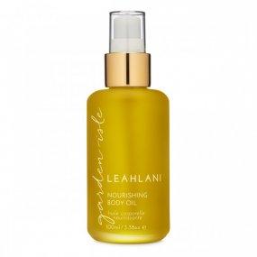 Leahlani - Garden Isle - Hydratační a obnovující tělový beauty olej 100 ml