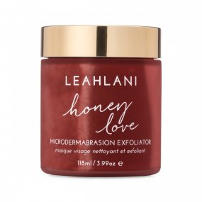 Leahlani - Honey Love - čistící vyživující peeling 118 ml