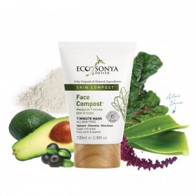 Eco by Sonya Face Compost Mask - pleťová maska
