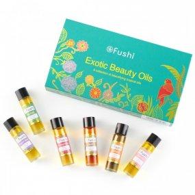 Fushi Luxusní exotická sada bio olejů