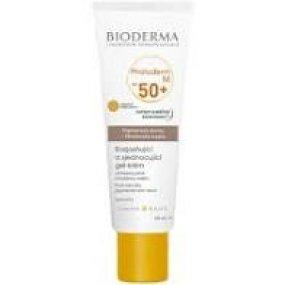 Bioderma Photoderm M ochranný tónovací krém proti pigmentovým skvrnám SPF 50+ odstín Golden 40 ml