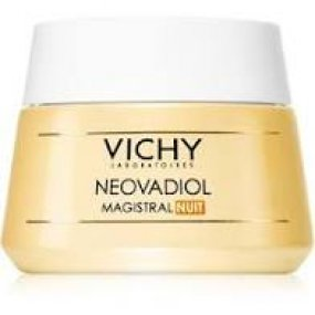 Vichy NEOVADIOL Magistral NIGHT relipidační noční balzám 50 ml