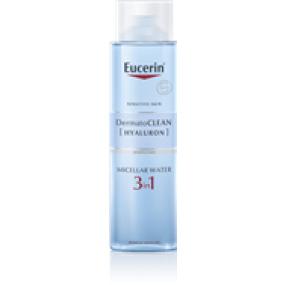 Eucerin DermatoCLEAN (HYALURON) micelární voda 3v1 200 ml