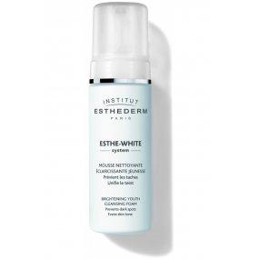 ESTHEDERM Esthe-White rozjasňující čistící pěna 150 ml