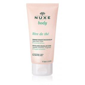 Nuxe Revitalizační tělový peeling s extrakty zeleného čaje 150ml