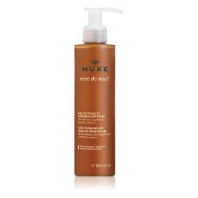 NUXE Reve de Miel čisticí a odličovací gel na obličej 200 ml