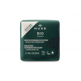 NUXE BIO ORGANIC jemné vyživující mýdlo 100 g