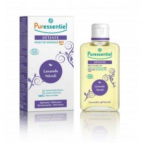 PURESSENTIEL Masážní olej pro uvolnění a odpočinek 100 ml