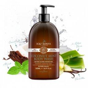Eco by Sonya Přírodní sprchový gel - Body Wash 500 ml
