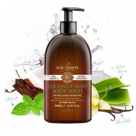 Eco by Sonya Přírodní sprchový šampón - Body Wash