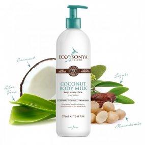 Eco by Sonya Přírodní tělové mléko - Coconut Body Milk