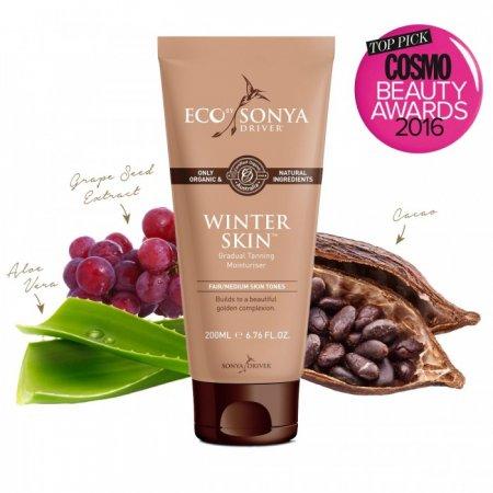 Eco by Sonya Přírodní samoopalovací mléko - Winter Skin