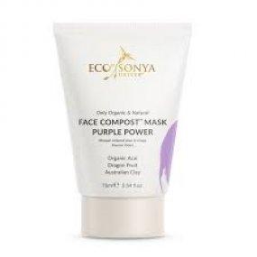 Eco by Sonya Face Compost Mask - čistící pleťová maska