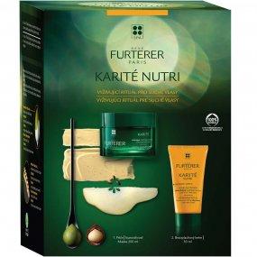 Rene Fureter KARITÉ NUTRI - vyživující rituál pro suché vlasy - výhodné balení