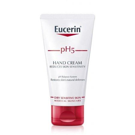 Eucerin pH5 krém na ruce 75 ml