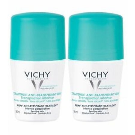 Vichy DUO deo anti-transpirant intensive 48h 50ml