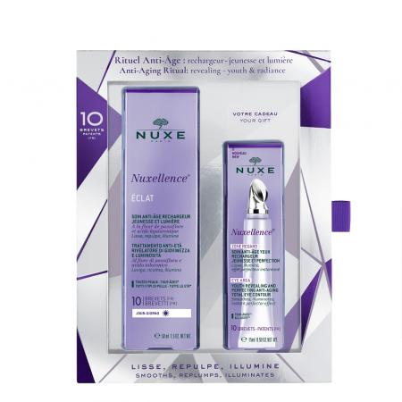 NUXE Nuxellence dárkový set - omlazující péče