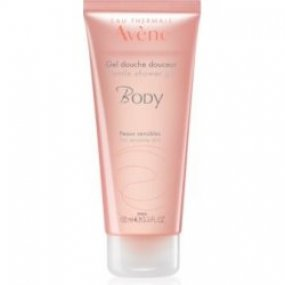 Avene Body sprchový gel 200 ml