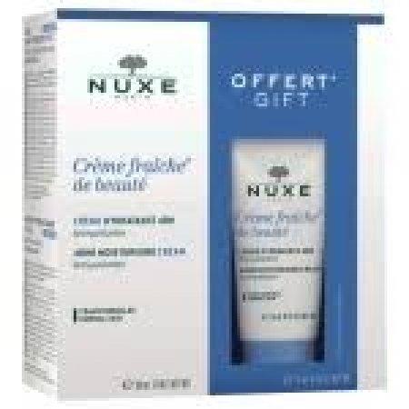 Nuxe Creme Fraiche hydratační péče 48h 30ml+15ml pro such. pleť