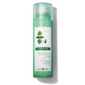 KLORANE seboregulační suchý šampon na mastné vlasy s kopřivou 150ml