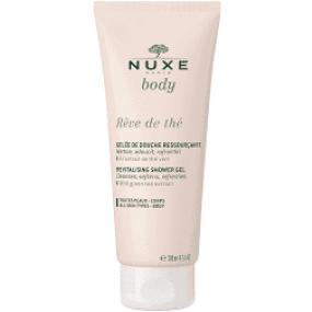 Nuxe Revitalizační sprchový gel s extrakty zeleného čaje 200ml