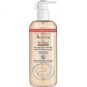 Avene TriXera Nutririon Nutri-Fluid sprchový gel 500 ml