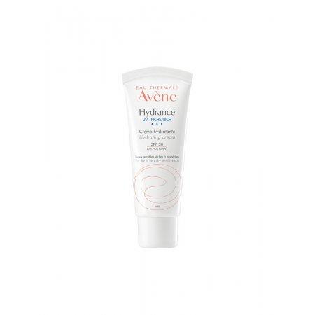 AVENE Hydrance UV riche SPF 30 Hydratační krém 40 ml