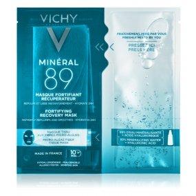 Vichy Mineral 89 Hyaluron-Booster - pleťová maska 29 g