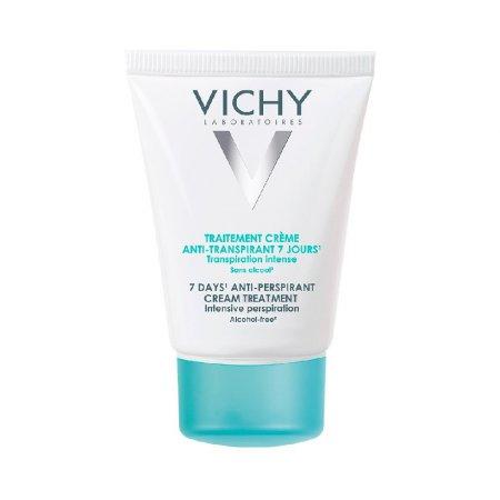 Vichy Deodorant 7 Day antiperspirant krémový deodorant 30 ml
