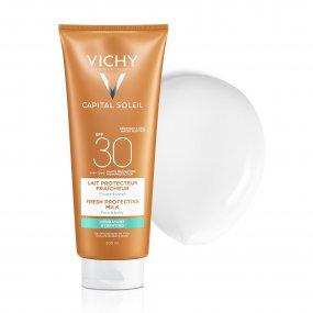 VICHY Capital Soleil Hydratační ochranné mléko SPF 30 300ml